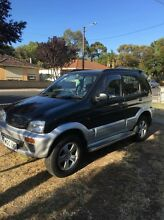 1998 Daihatsu Terios 4WD Wagon Automatic Renown Park Charles Sturt Area Preview
