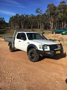 2007 Ford Ranger 4x4 for Sale! Queanbeyan Queanbeyan Area Preview