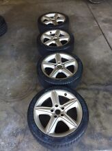 HSV clubsport wheels 18x8 $600 Balcatta Stirling Area Preview