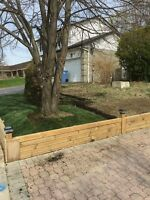 Student sod installation services