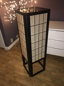 Oriental wooden lamp Perth Perth City Area Preview