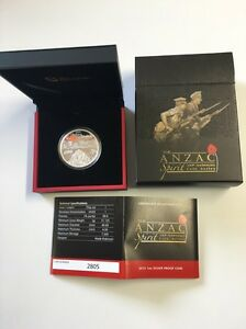 2015 Anzac $1 silver-proof coin Darch Wanneroo Area Preview