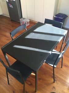 Dining table with matching coffee & side table Waramanga Weston Creek Preview