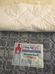 Single bed - King Koil Kids - Posture Guard (mattress & base ensemble) Elderslie Camden Area Preview