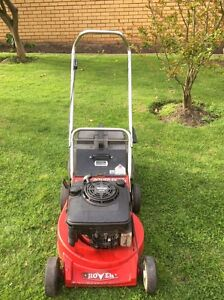 Lawn mower Bell Park Geelong City Preview