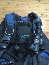 Scuba diving equipment- used twice! Gosford Gosford Area Preview