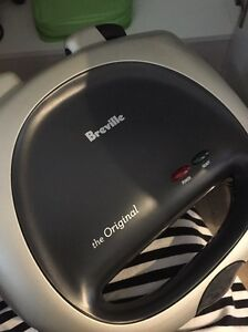 Breville sandwich toaster Chatswood West Willoughby Area Preview