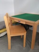 Lego table plus 2 chairs Karrinyup Stirling Area Preview