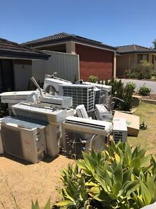 Free  Air cons scrap splits Tapping Wanneroo Area Preview
