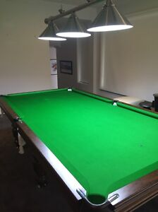 Alcock As new Pool Table Cheltenham Kingston Area Preview