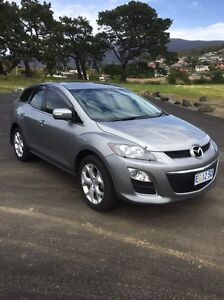2009 Mazda CX-7 Series 2 Luxury Sports Claremont Glenorchy Area Preview