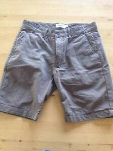 Mens Chino Shorts size 3 Olive Summertown Adelaide Hills Preview