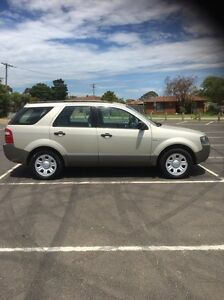 Ford Territory  TX 2008 4x4 AWD AUTO Werribee Wyndham Area Preview