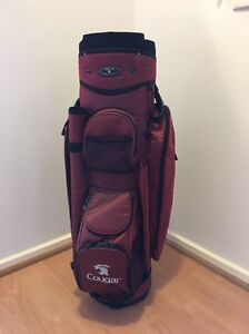 Cougar Golf Bag -- Only used once! South Yarra Stonnington Area Preview