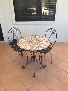 Mosaic Outdoor Table Oatley Hurstville Area Preview