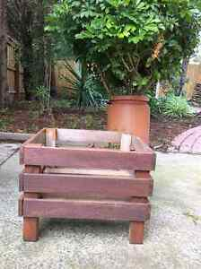 Plant box timber $10 Templestowe Manningham Area Preview