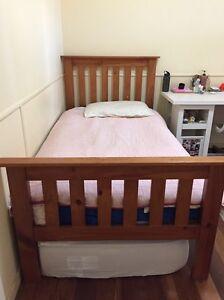 Single bed frame - wooden Nundah Brisbane North East Preview