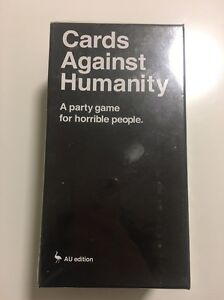 Cards against humanity Pyrmont Inner Sydney Preview