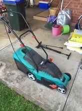 Electric Bosch Mower Croydon Charles Sturt Area Preview