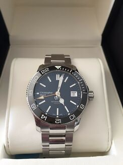 Christopher Ward C60 Trident GMT Kinetic Watch