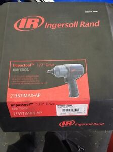 """Ingersoll Rand 1/2"""" Rattle Gun/Impact Wrench Scoresby Knox Area Preview"""