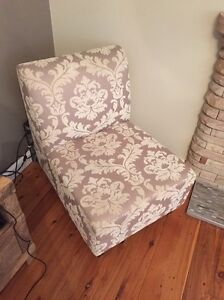 French Provincial style accent chair Sylvania Sutherland Area Preview