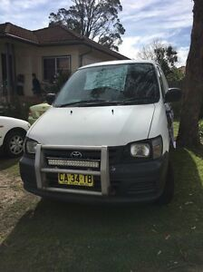 Toyota townace 11 MONTHS REGO Tenambit Maitland Area Preview