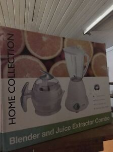 Home Collection Blender and Juice Extractor Combo Punchbowl Launceston Area Preview