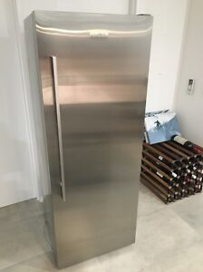 Fisher & Paykel E450 stainless steel fridge Mortdale Hurstville Area Preview