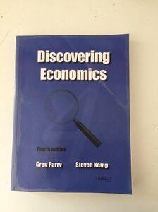 Economics text book Cottesloe Cottesloe Area Preview