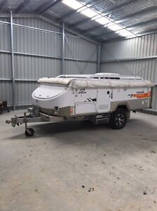 2011 Jayco swan outback camper/caravan loads of extras Margate Kingborough Area Preview
