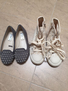 2 x size 27 Zara Girls Shoes Castle Hill The Hills District Preview