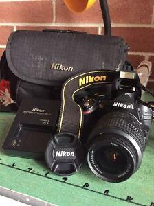 Nikon d3200 Adelaide CBD Adelaide City Preview