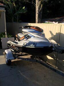 Jetski seadoo rxp 255 supercharge East Hills Bankstown Area Preview