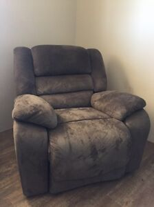 Grey recliners North Dandalup Murray Area Preview
