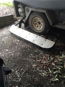 Wrecking hilux rear bar Avonsleigh Cardinia Area Preview