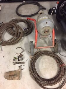 RIDGID K1500 ELECTRIC EEL WITH ALL ACCESSORIES EXCELLENT WORKING ORDER Shell Cove Shellharbour Area Preview