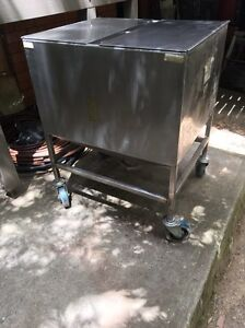 Storage Tank - Pharmaceutical grade stainless steal Hornsby Hornsby Area Preview