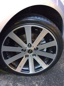 Wheels and tyres Oatlands Parramatta Area Preview