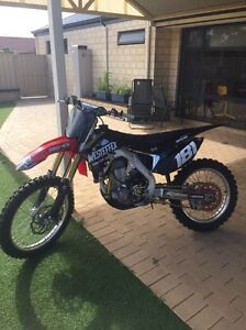 2015 crf 450 great condition Wanneroo Wanneroo Area Preview