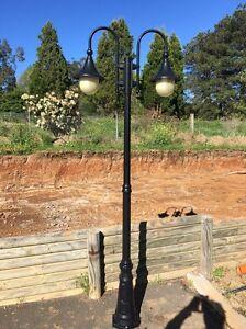 Garden floor lamp Botany Botany Bay Area Preview