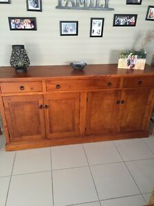 Sideboard-450x1800(approx 900mm high) Woongarrah Wyong Area Preview