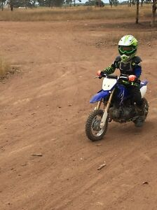 2015 Yamaha TTR50E Muswellbrook Muswellbrook Area Preview