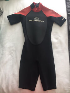 Billabong spring suit kids size 14 Merewether Newcastle Area Preview