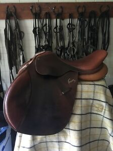 PESSOA JUMPING SADDLE 17 inch Forbes Forbes Area Preview