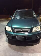 2001 honda crv sports automatic Box Hill South Whitehorse Area Preview