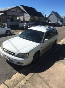 Subaru Liberty rx 2.5 1999 Merewether Newcastle Area Preview