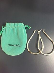 Tiffany and co hoop earrings Gillieston Heights Maitland Area Preview