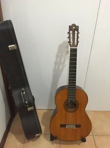 Yamaha classical guitar Hallett Cove Marion Area Preview