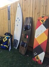 13m Blade Kite and Boards for sale Rockdale Rockdale Area Preview